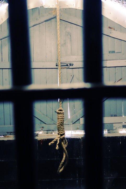 La corde du pendu